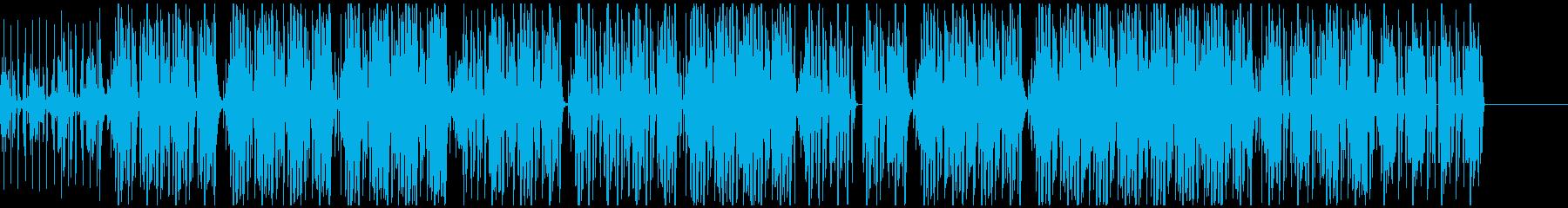 レトロ ギャングラップ 神経質 エ...の再生済みの波形