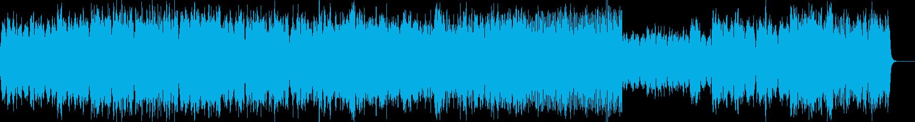 上品 ティータイム 中世 バロック 優雅の再生済みの波形