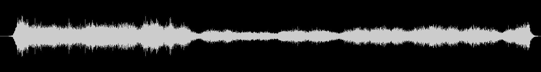 メロディカ:不調和なコード、不均一の未再生の波形