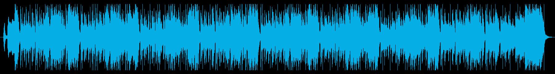 ループ可・暑い夏でも良く合うスカサウンドの再生済みの波形