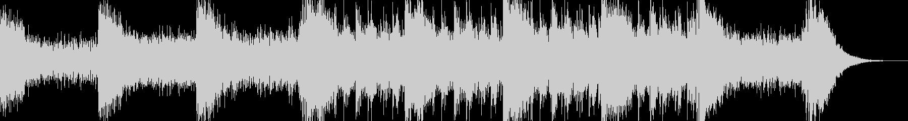 エレクトロ 交響曲 実験的な バト...の未再生の波形