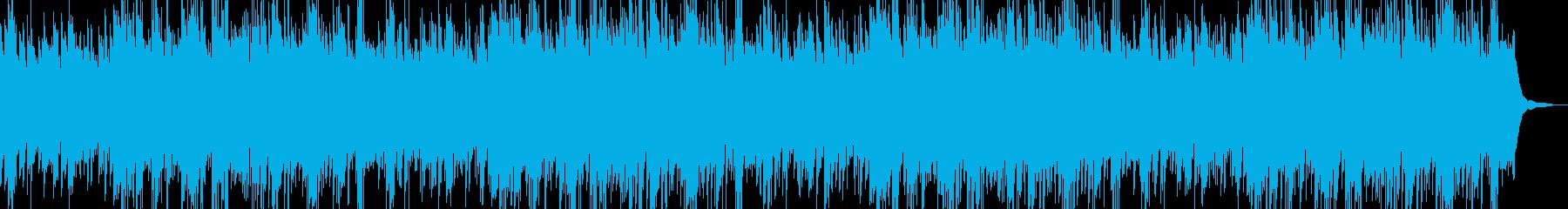 企業VP20 24bit44kHzVerの再生済みの波形