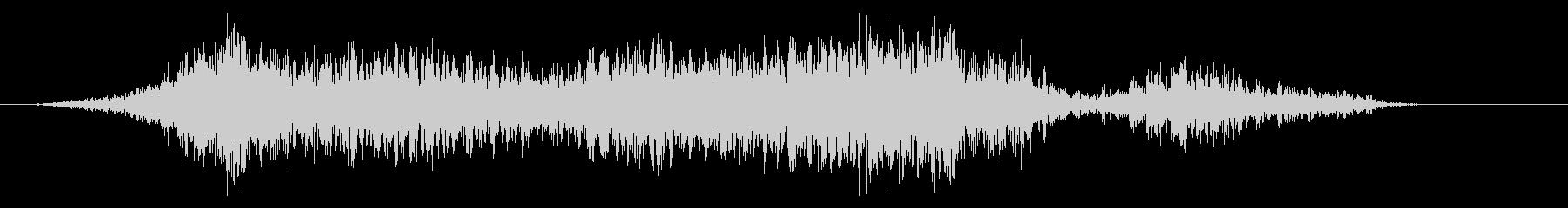 アニマルスティンガー;複数のライオ...の未再生の波形