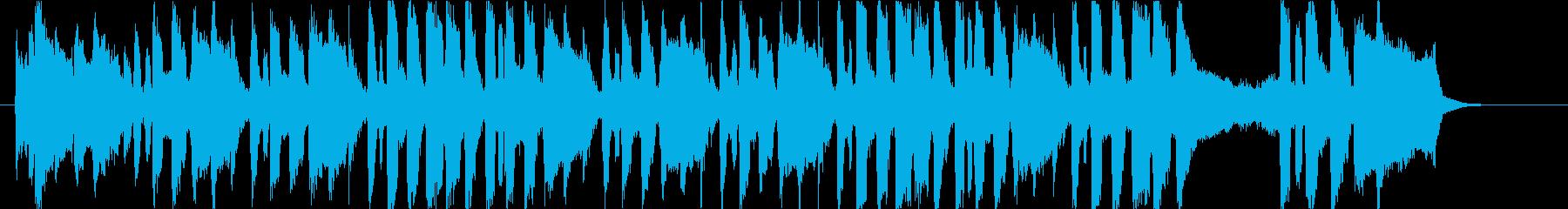誕生日の歌(ワルツver) 【メイ】の再生済みの波形