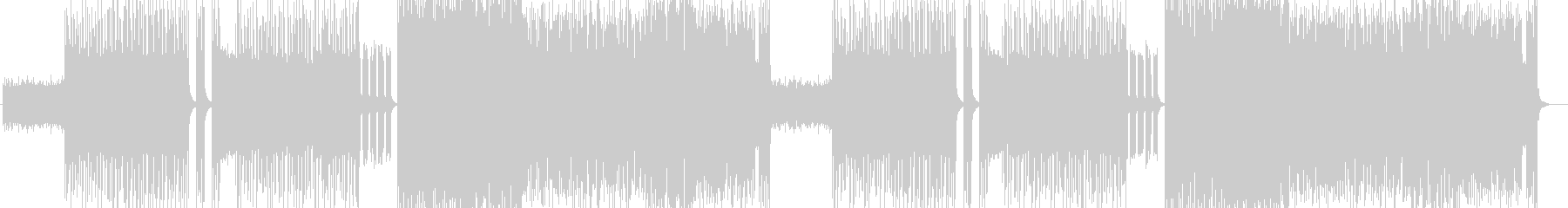 「HR/HM」「DEATH」BGM251の未再生の波形