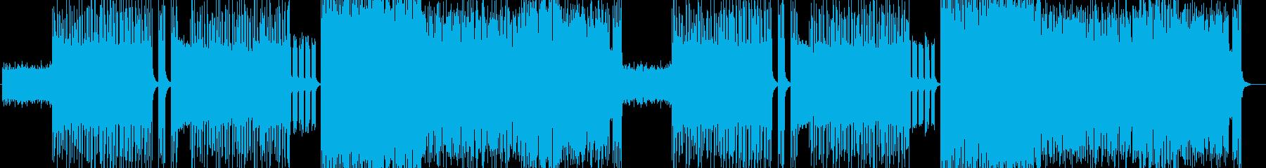 「HR/HM」「DEATH」BGM251の再生済みの波形