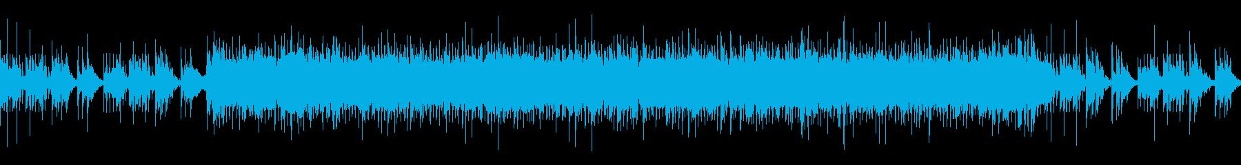 動画 技術的な 説明的 静か 繰り...の再生済みの波形