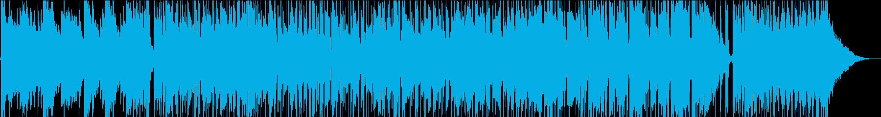 海沿いを感じる生アコギの再生済みの波形