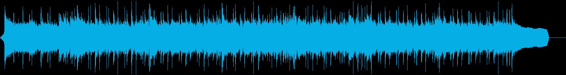 企業VP 前向き ポジティブ 60秒の再生済みの波形