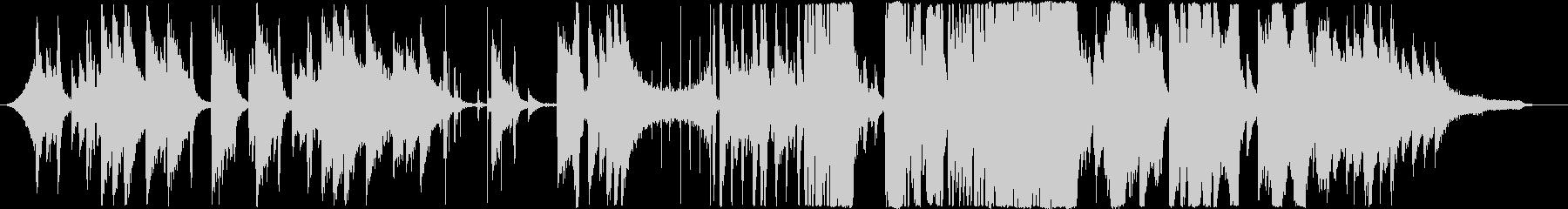 ホラー/ノスタルジック/ピアノ/バイオリの未再生の波形