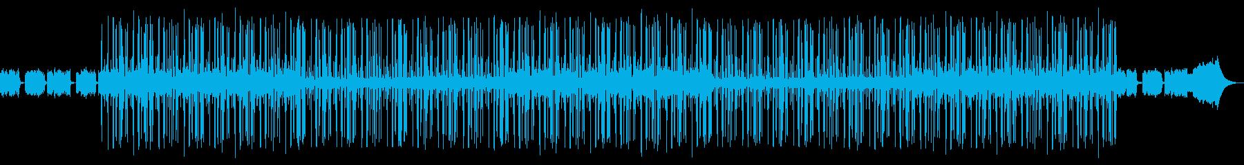 ダーク 洋楽 Trap  ベース抜きの再生済みの波形