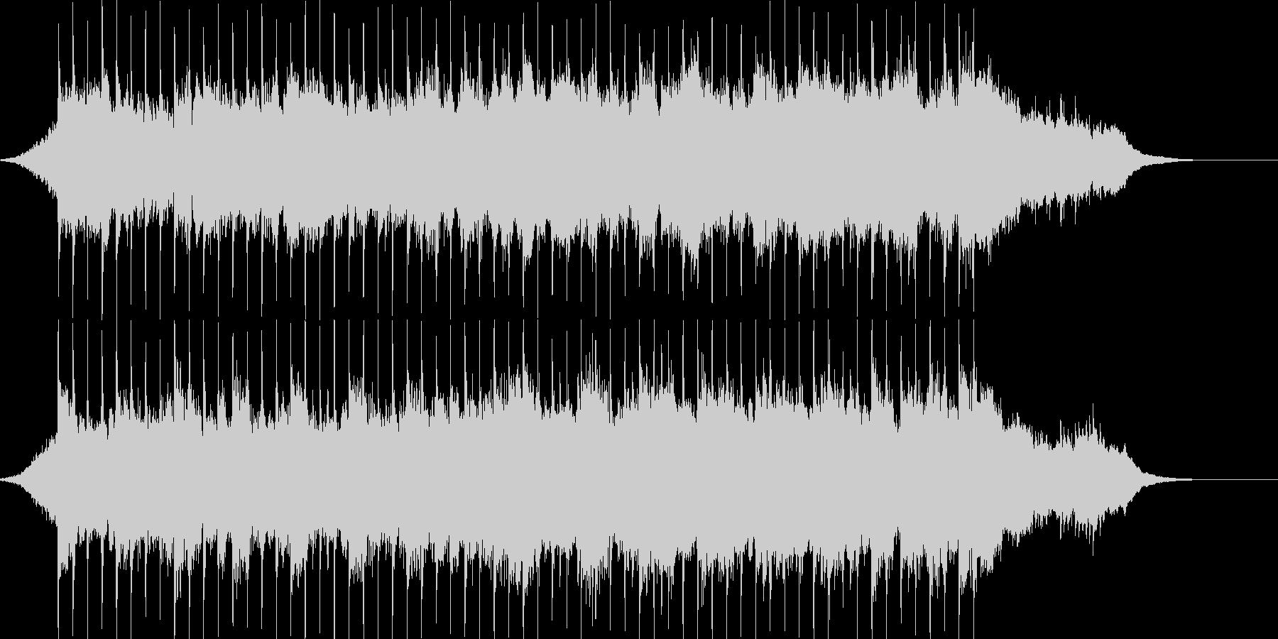 企業VP系73、爽やかギター4つ打ちcの未再生の波形