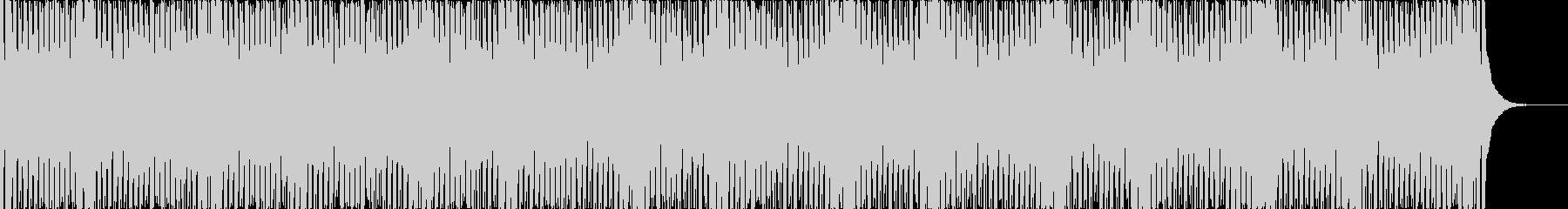 FUSION華麗なフュージョンサウンドの未再生の波形