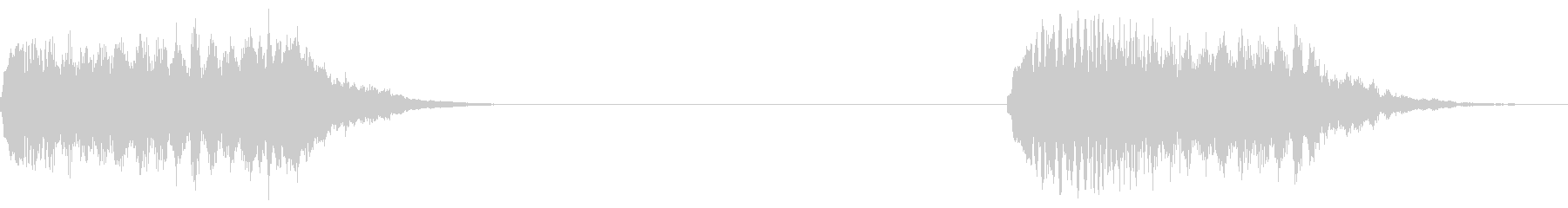 RISING CHIME SCAL...の未再生の波形