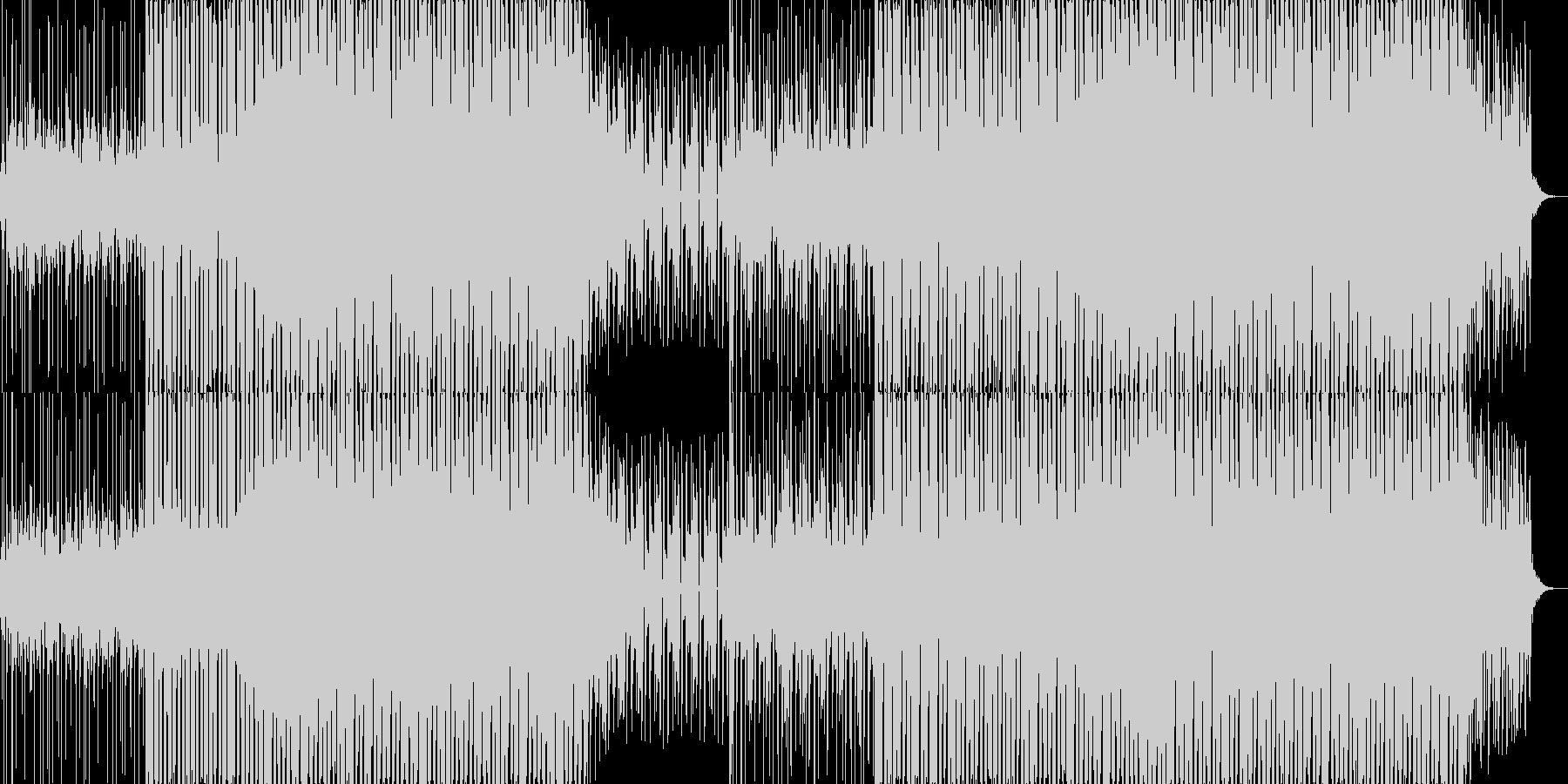 EDMクラブ系ダンスミュージック-84の未再生の波形