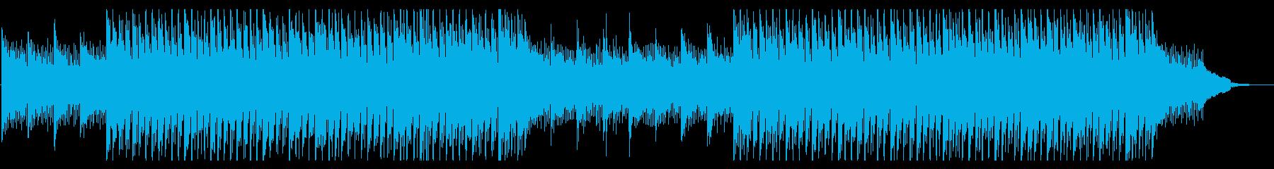 ギターとピチカート/クールな企業向け曲の再生済みの波形