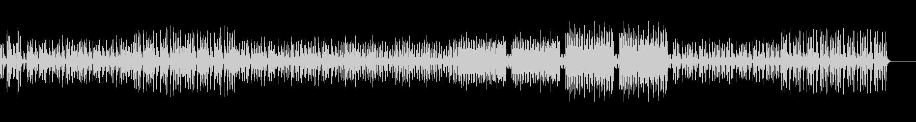 動画 何かをやってみたときのBGM2の未再生の波形