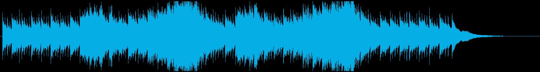 ベルサウンドがキラキラの再生済みの波形
