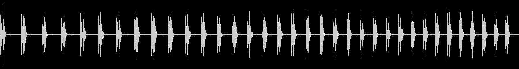 BEAT SPEEDS UP、HU...の未再生の波形