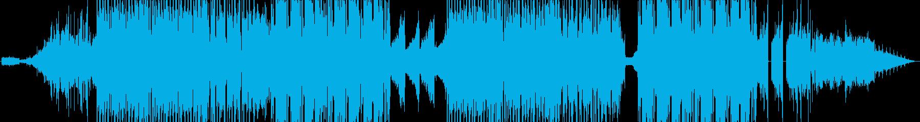 はじまりを知るの再生済みの波形
