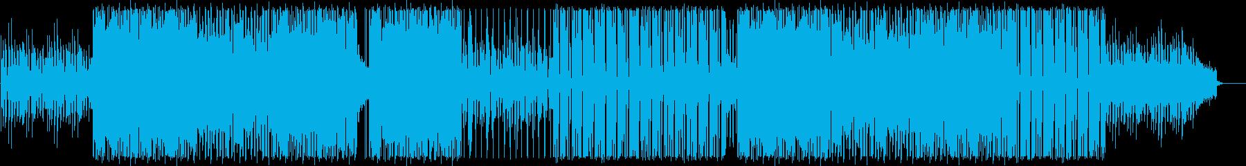 電子楽器。滑らかで大胆なグルーヴは...の再生済みの波形
