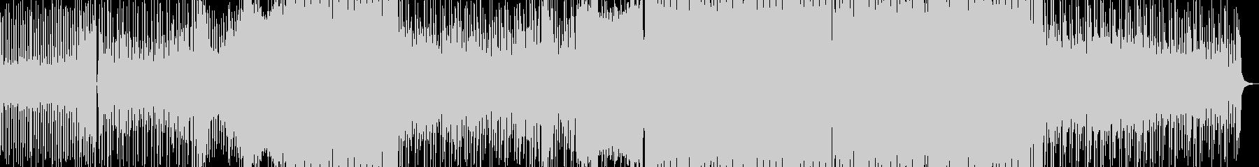 ノリノリでキャッチーなEDMです。の未再生の波形