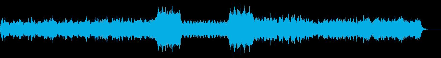 生命力にあふれたCM/海/オーケストラの再生済みの波形