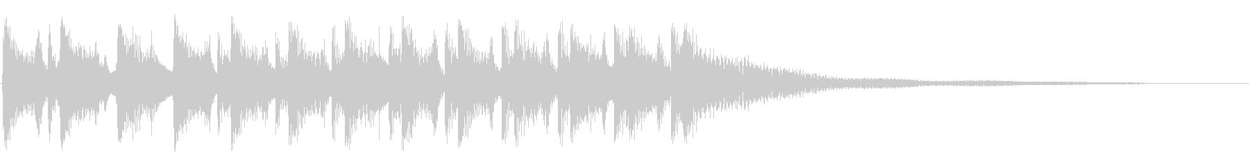 バンジョー:クイックリズムストラミ...の未再生の波形