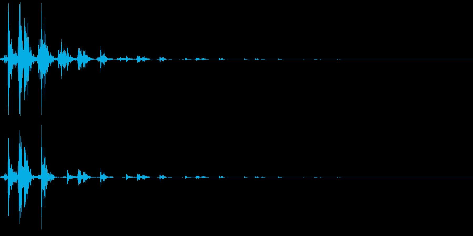 【機械/ロボット系016】動作、装着等の再生済みの波形