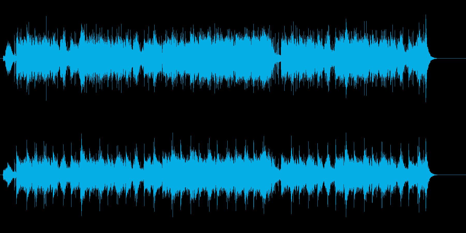 インドのワールド系ミュージックの再生済みの波形