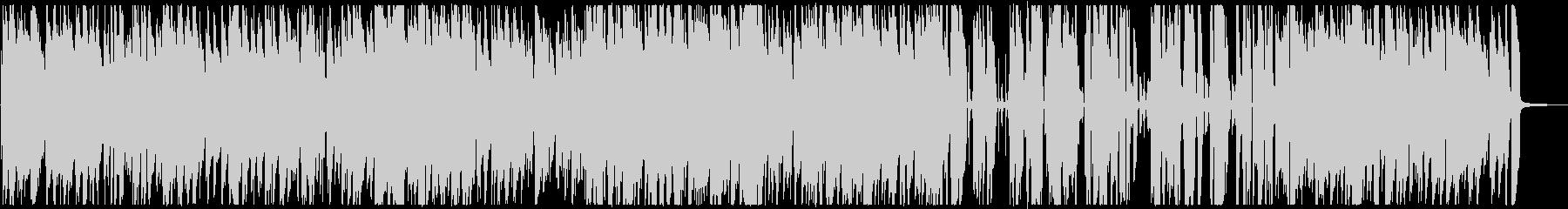ピアノ・トリオNo.6/ベースソロ有の未再生の波形