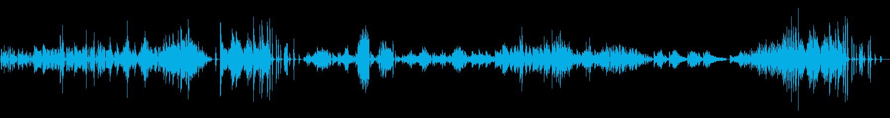 クロード・ドビュッシー。印象派の音...の再生済みの波形