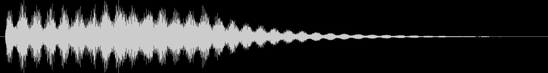 Vibraphone:Underw...の未再生の波形
