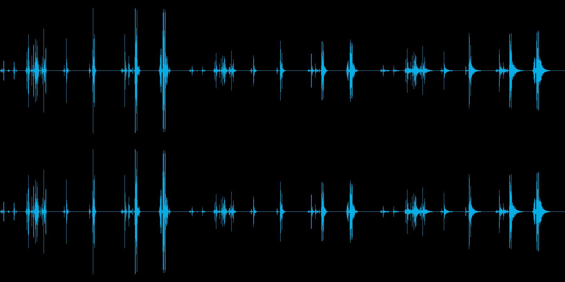 クレイジャー-Open_Close...の再生済みの波形