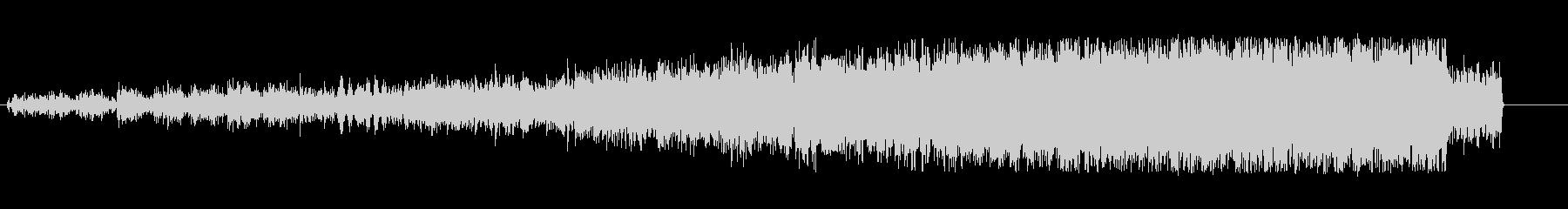 上昇 テープマシンノイズスピンアップ04の未再生の波形