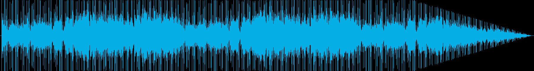 ラテングルーヴ。パーカッション付き...の再生済みの波形