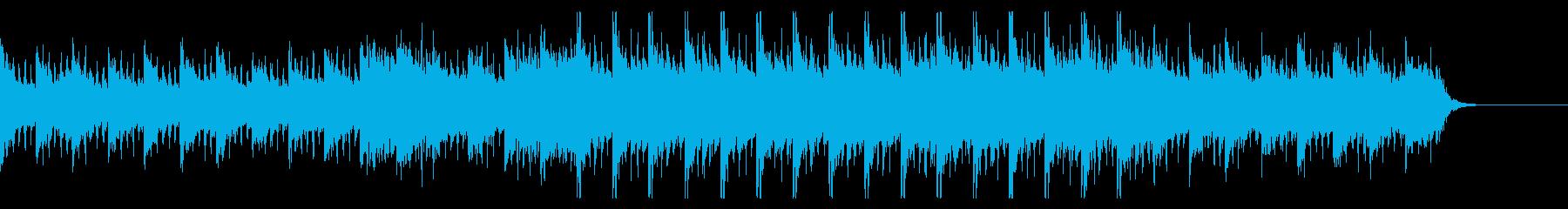 ゲームミュージック/クワイア(合唱)の再生済みの波形