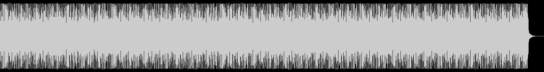 疾走 エレキギター 高速 スピード感の未再生の波形