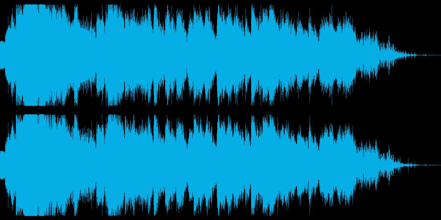 DEBRISによる大規模なクラッシ...の再生済みの波形