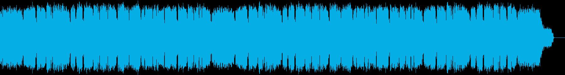 サックスがまったりした朝を奏でる昭和歌謡の再生済みの波形
