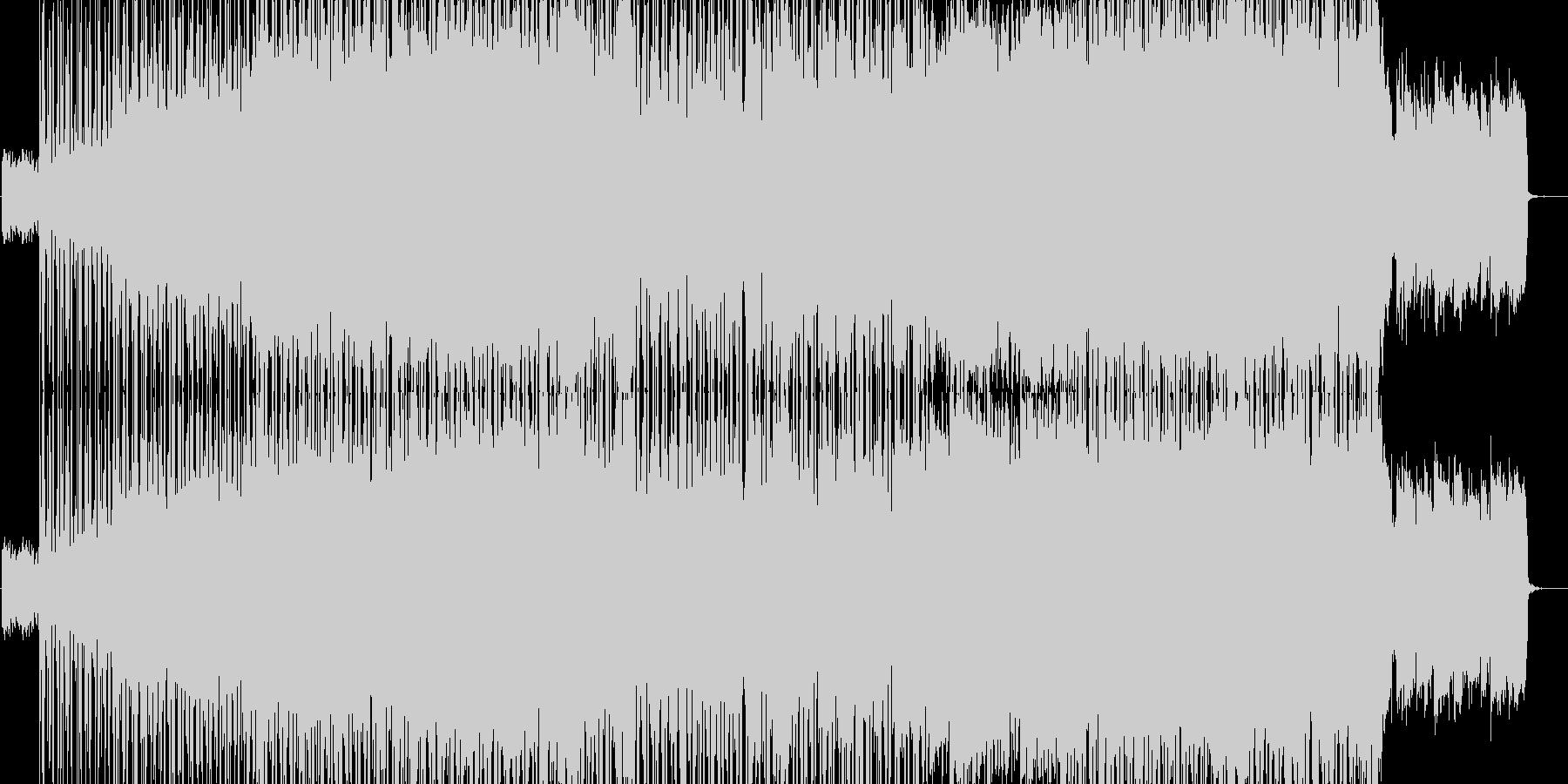 Voyagerの未再生の波形