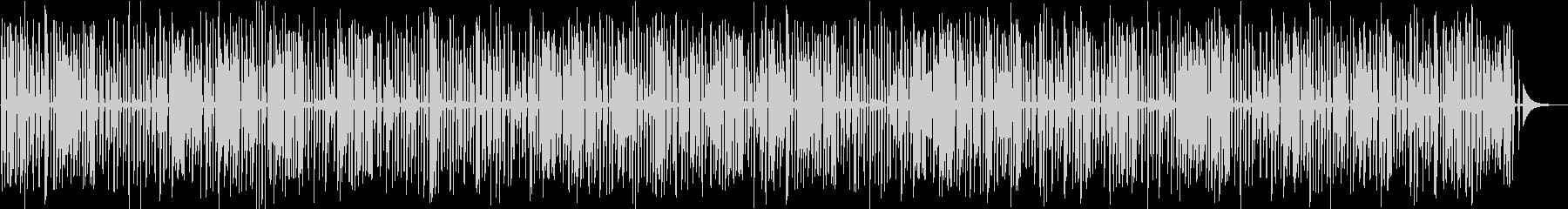 軽快な映像やCMに合うソロジャズピアノの未再生の波形