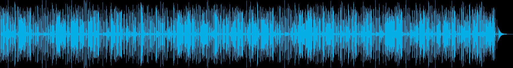 軽快な映像やCMに合うソロジャズピアノの再生済みの波形
