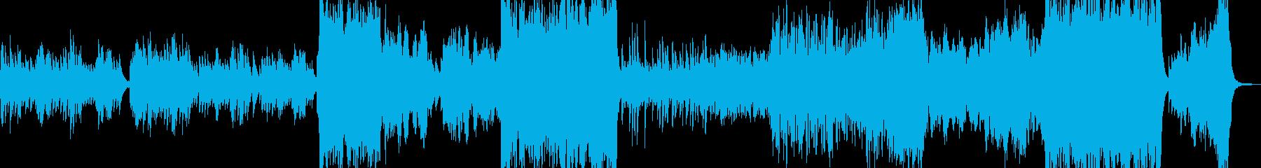 姫チックなワルツ・メルヘンな作品に Bの再生済みの波形