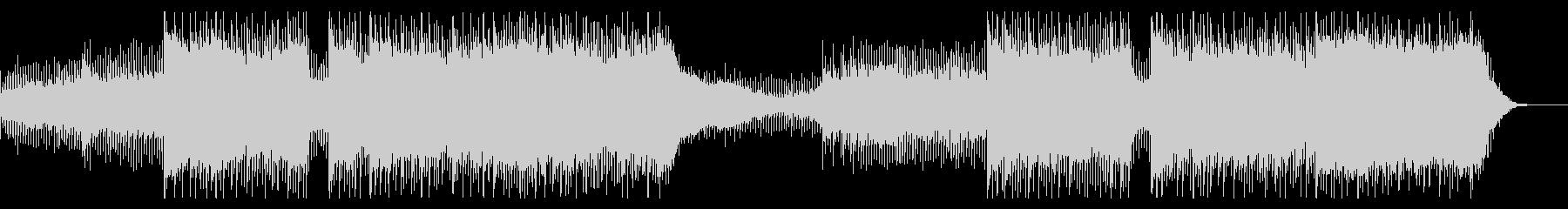 プロモーション、イントロ、ショーリール、の未再生の波形