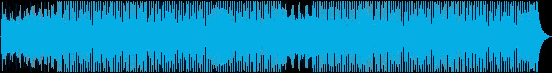 爽快・軽快 綺麗なイメージのピアノポップの再生済みの波形