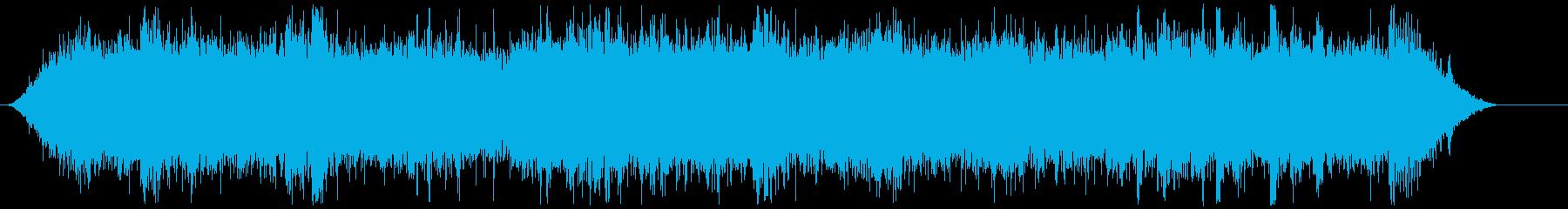 ブルズ・ア・ポルタ・ガヨラの再生済みの波形