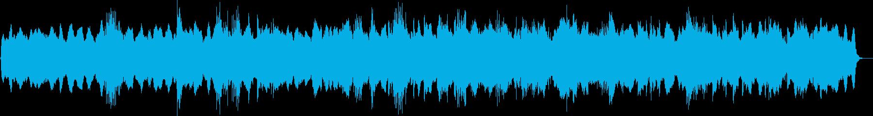 アラビアンフィーリングミュージックの再生済みの波形