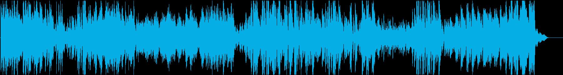 ピアノ名曲バルトーク 疾走感溢れる激しさの再生済みの波形