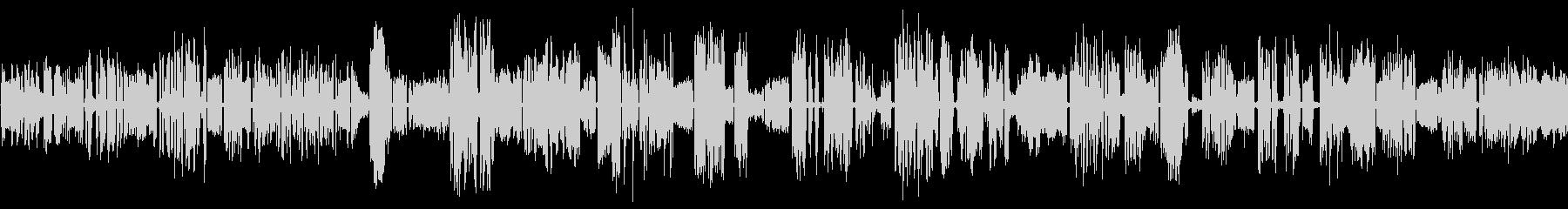 さまざまなホイッスル0-08の未再生の波形